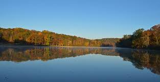 Montgomery County Lake Scenery